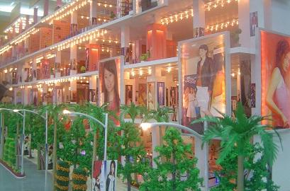 柳州大型商场模型-南宁商场模型供应