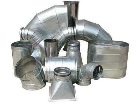 宁波白铁通风管价格,买合格的风管配件,就选鸣利暖通