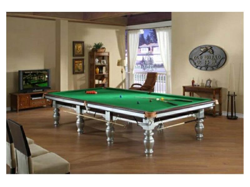 甘肃台球桌|可信赖的台球桌生产厂