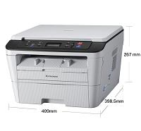 郑州品牌好的联想Pro黑白激光三合一多功能一体机价格 富士施乐激光打印机