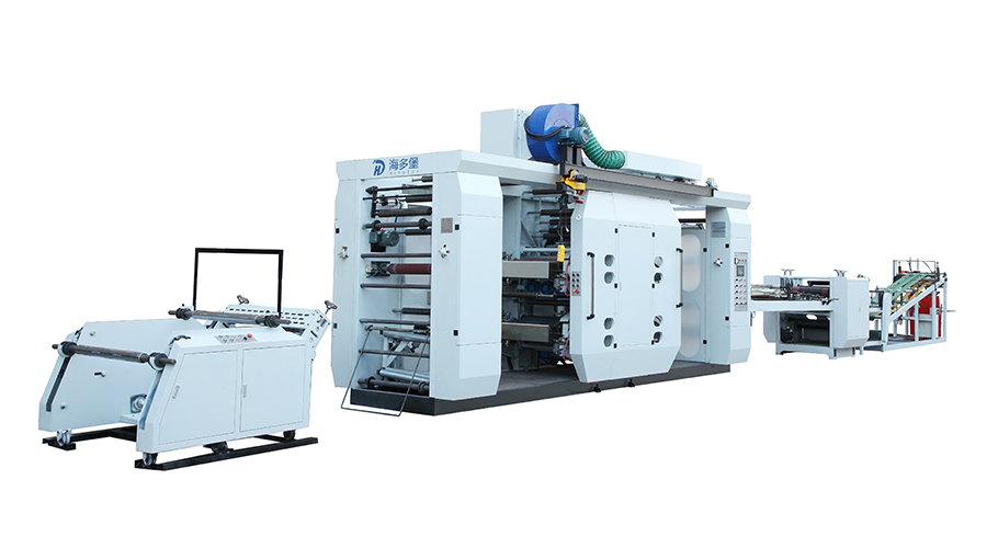好用的層疊式柔版印刷制袋機哪里有賣-層疊式柔性版印刷機