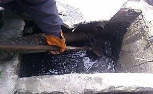 临潼食堂隔油池清掏_哪儿有实力可靠的隔油池清理
