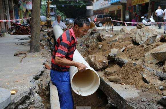 临潼污水管道改造公司电话-西安专业的下水道改造