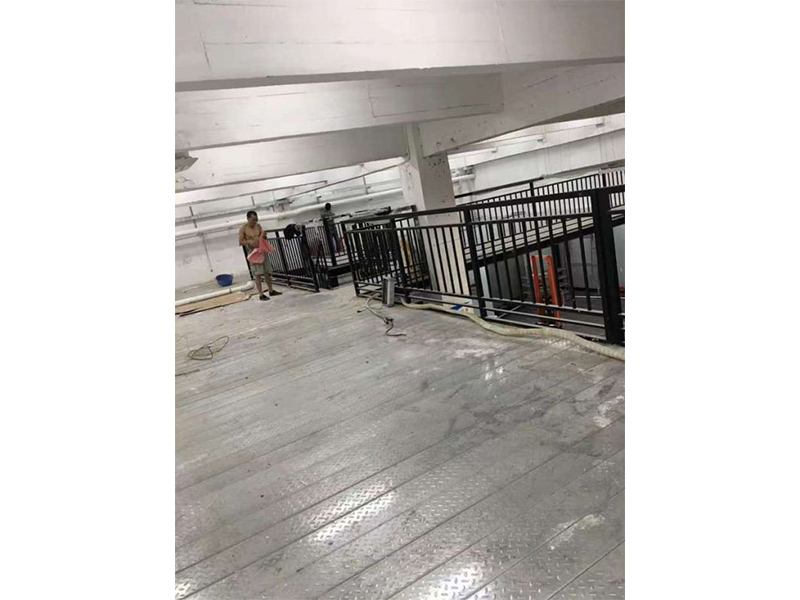 广州穿梭车货架拆装|建粤安装提供专业的工字钢平台