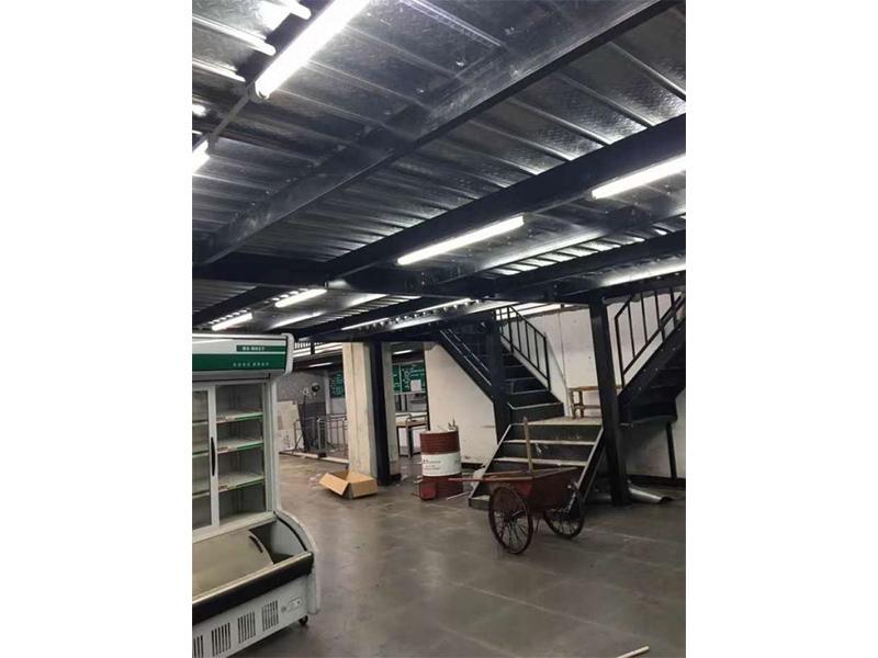 工字鋼平臺生產廠家-建粵安裝工字鋼平臺批發