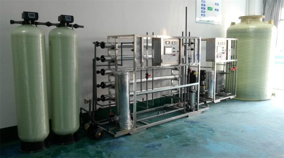 东莞工业超纯水处理设备 EDI车用尿素设备2018询价