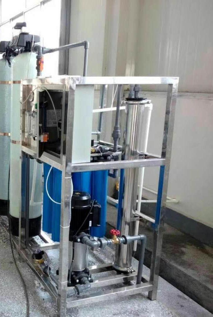 东莞工业纯水机纯水设备公司 去离子反渗透水处理系统价格
