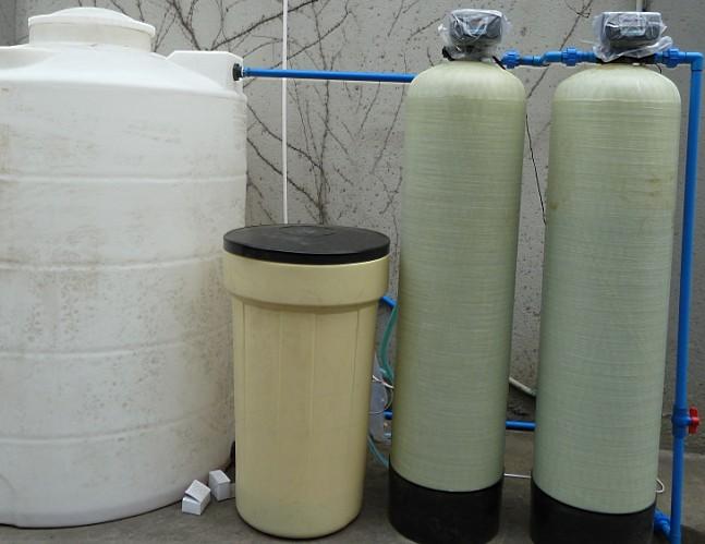 定制生产各类软化水设备 工业软水过滤器 优质水处理设备厂家
