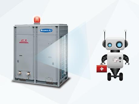 格力空气能热水机