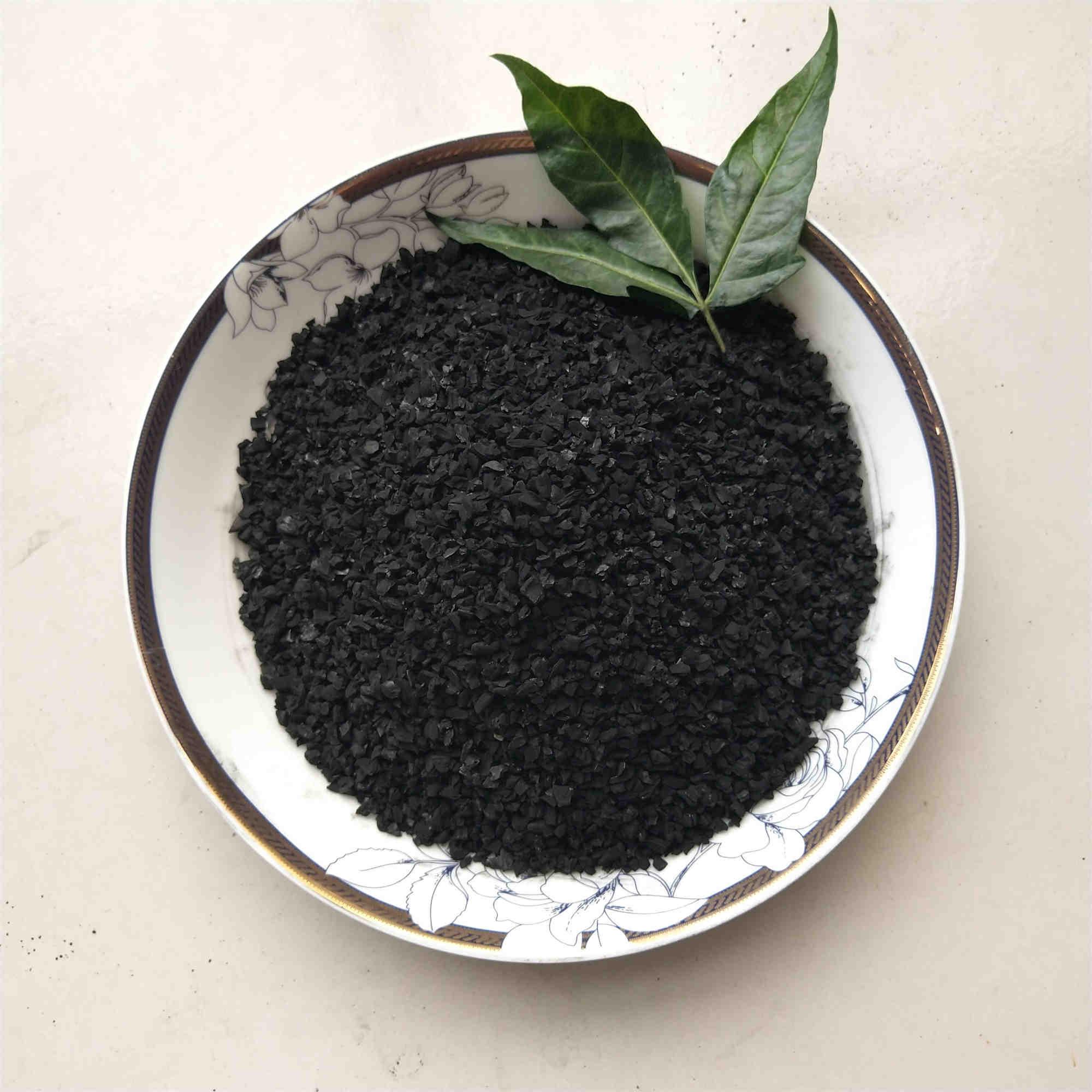 果壳活性炭厂家-河南奥翔活性炭