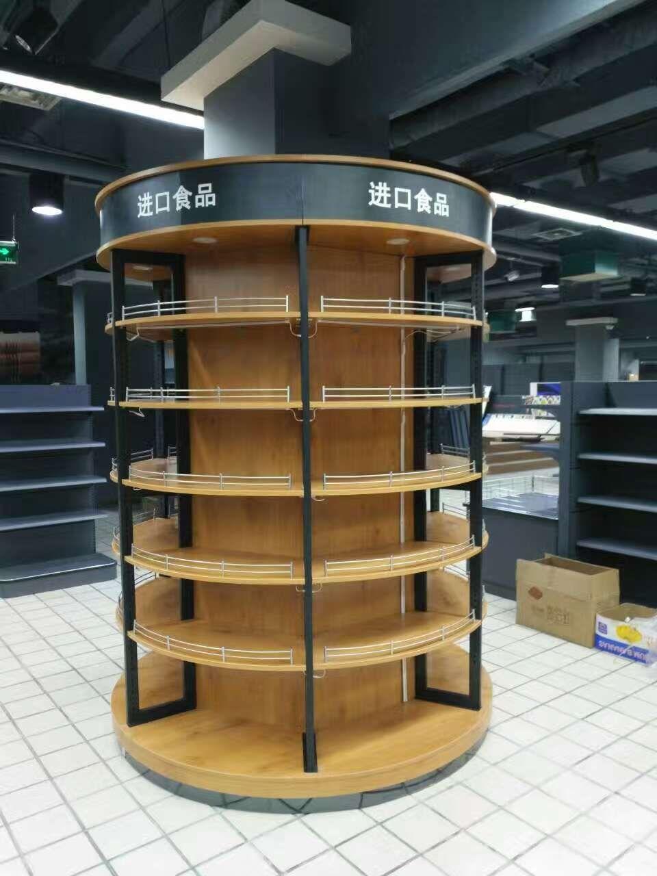 呼和浩特超市货架哪里买 呼和浩特超市货架厂商