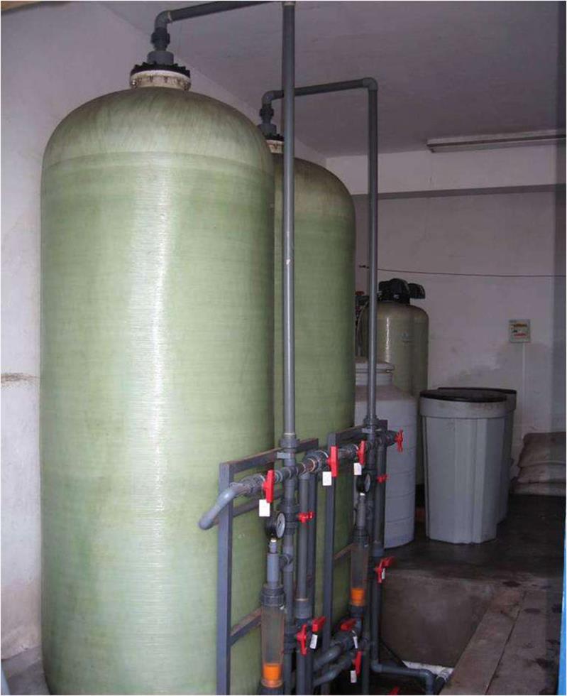 广东大型工业软化水设备 生产安装调试一体化水处理设备专业方案