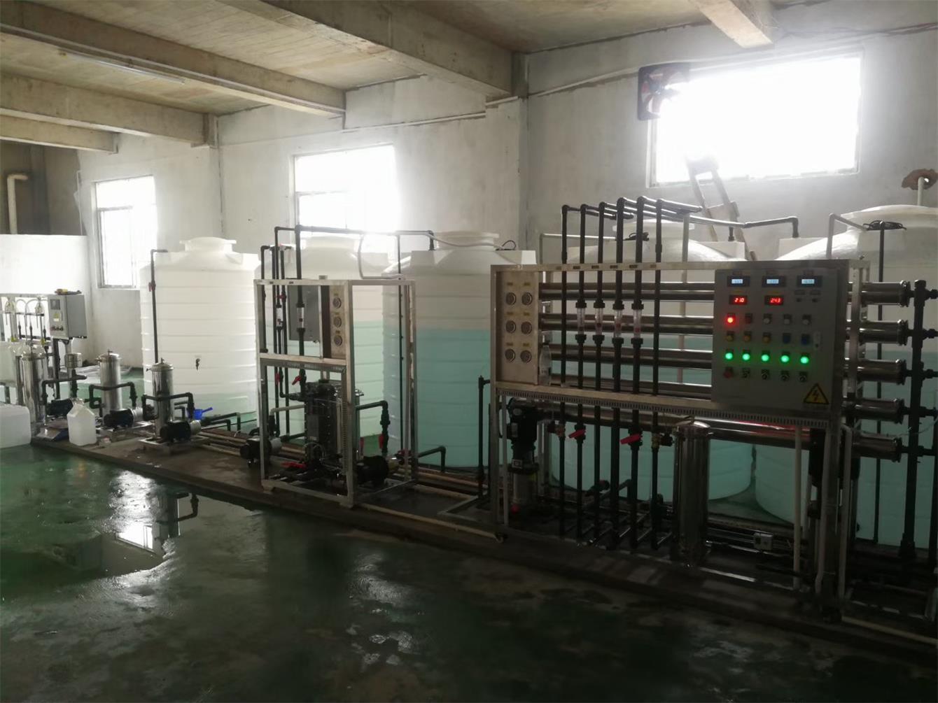 广东EDI工业超纯水设备厂商车用尿素设备生产安装调试一体化