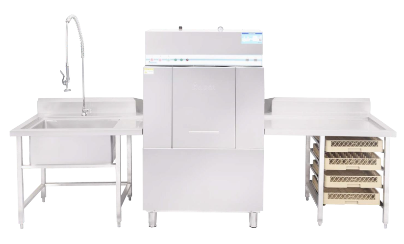 商用洗碗机产品 深圳知名的通道式洗碗机供货厂家