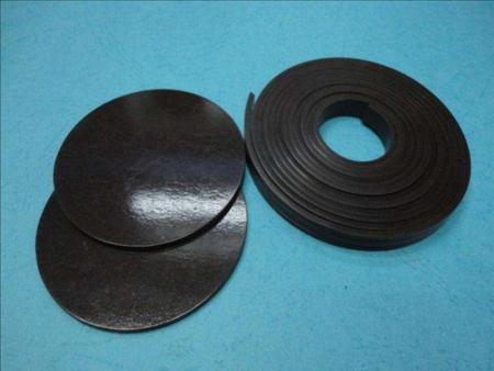 惠州橡胶磁_耐高温磁铁价格-惠东县黔达磁业有限公司