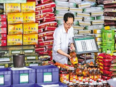 选服务好的粮油配送服务就找青云谱区长城蔬菜配送中心-如何选择粮油配送