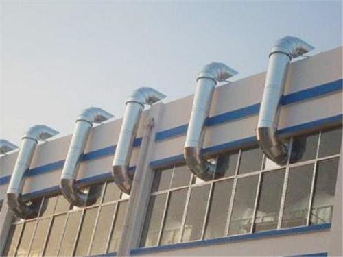 渭城通风管道制作价格-通风管道厂家推荐