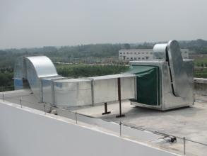 华县商场排烟系统_提供优良排烟处理