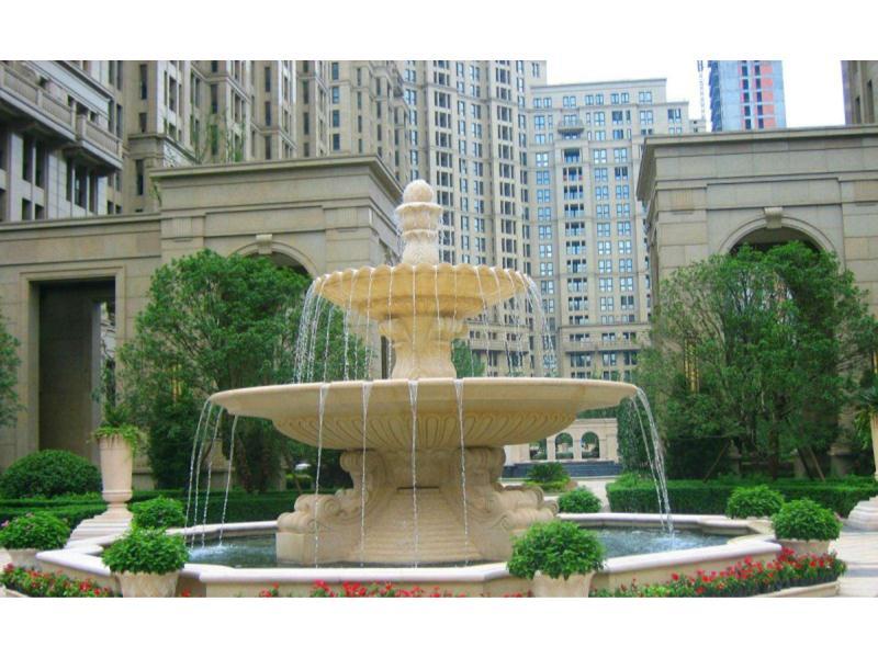 福州喷泉哪家好-福建技艺精巧的喷泉供应