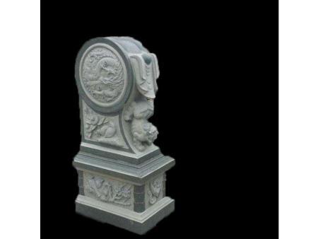 泉州石鼓石雕-出售福建实惠的石雕石鼓