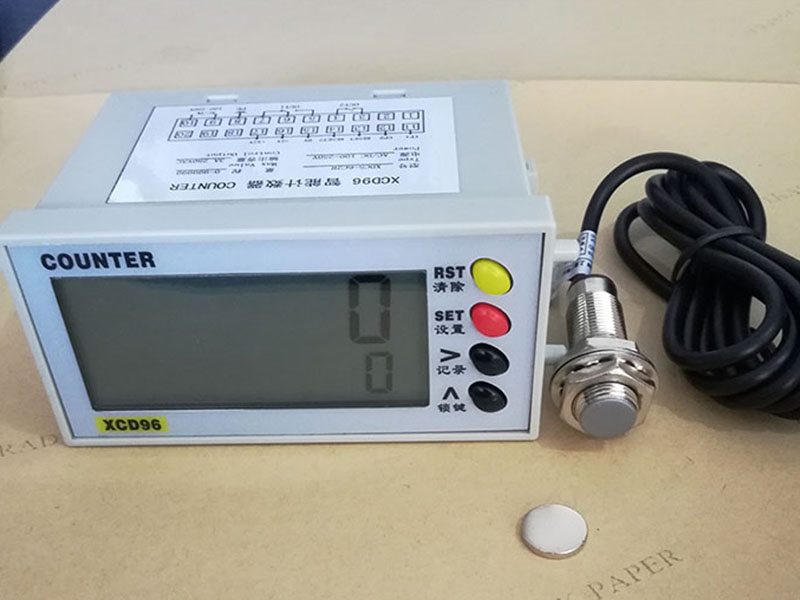 液晶速度表批發-信爾電子_聲譽好的計米器公司