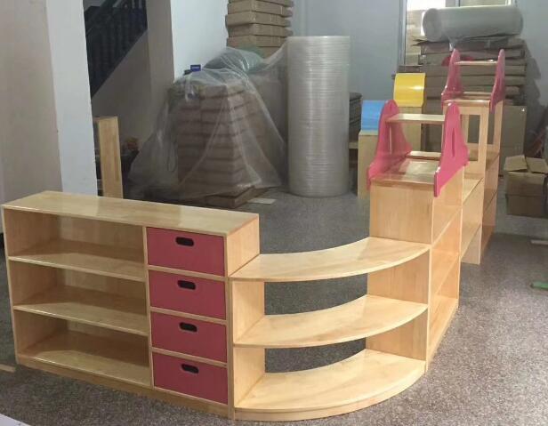 南宁地区有品质的广西幼儿园家具供应商  东兴幼儿园家具定做厂家