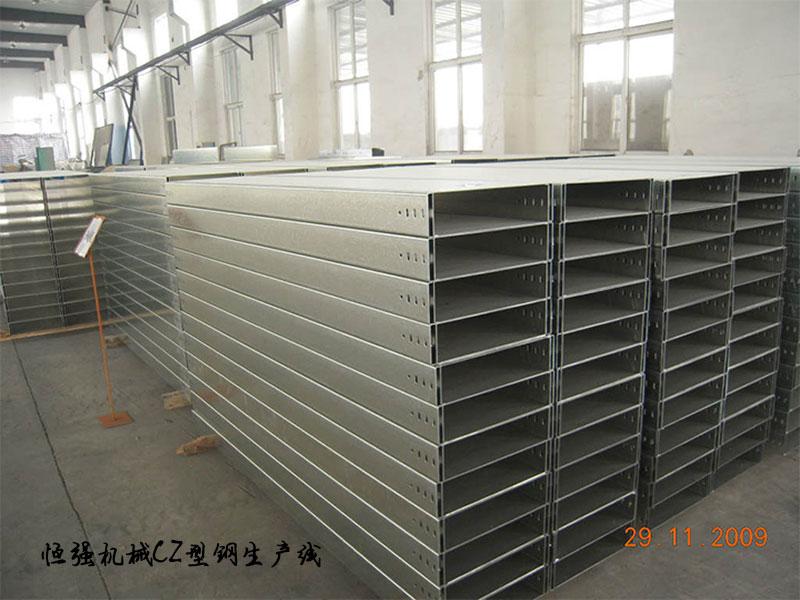 C/Z型钢生产线
