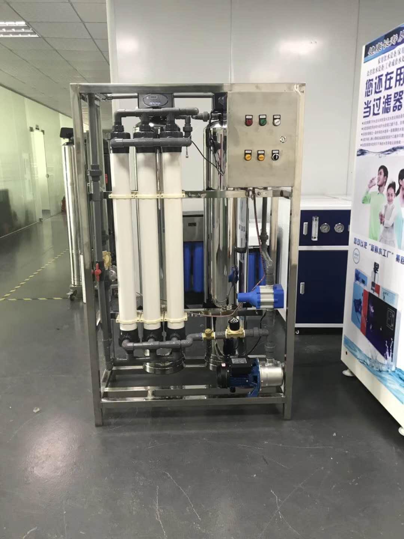 超滤水处理设备实验室净水设备 可用于矿泉水提纯制造 欢迎咨询