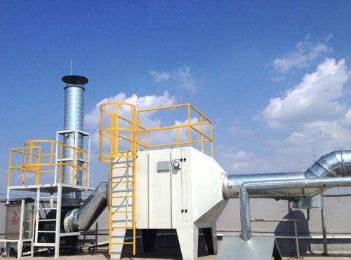 蒲城UV光氧处理设备哪家好|新款VOC废气处理设备推荐