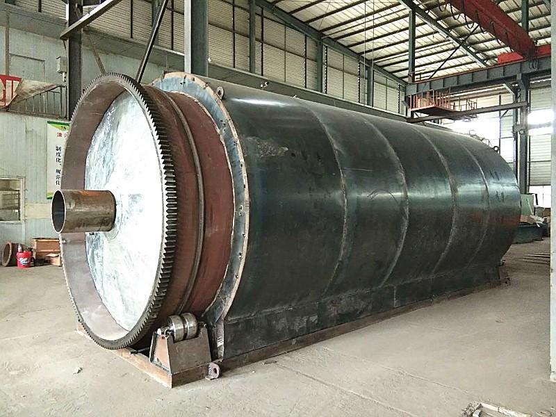 郑州废轮胎炼油设备