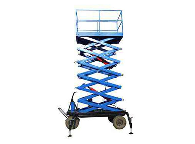 淮安導軌式液壓升降貨梯廠家供應 河南耐用的拖車式升降平臺哪里有供應