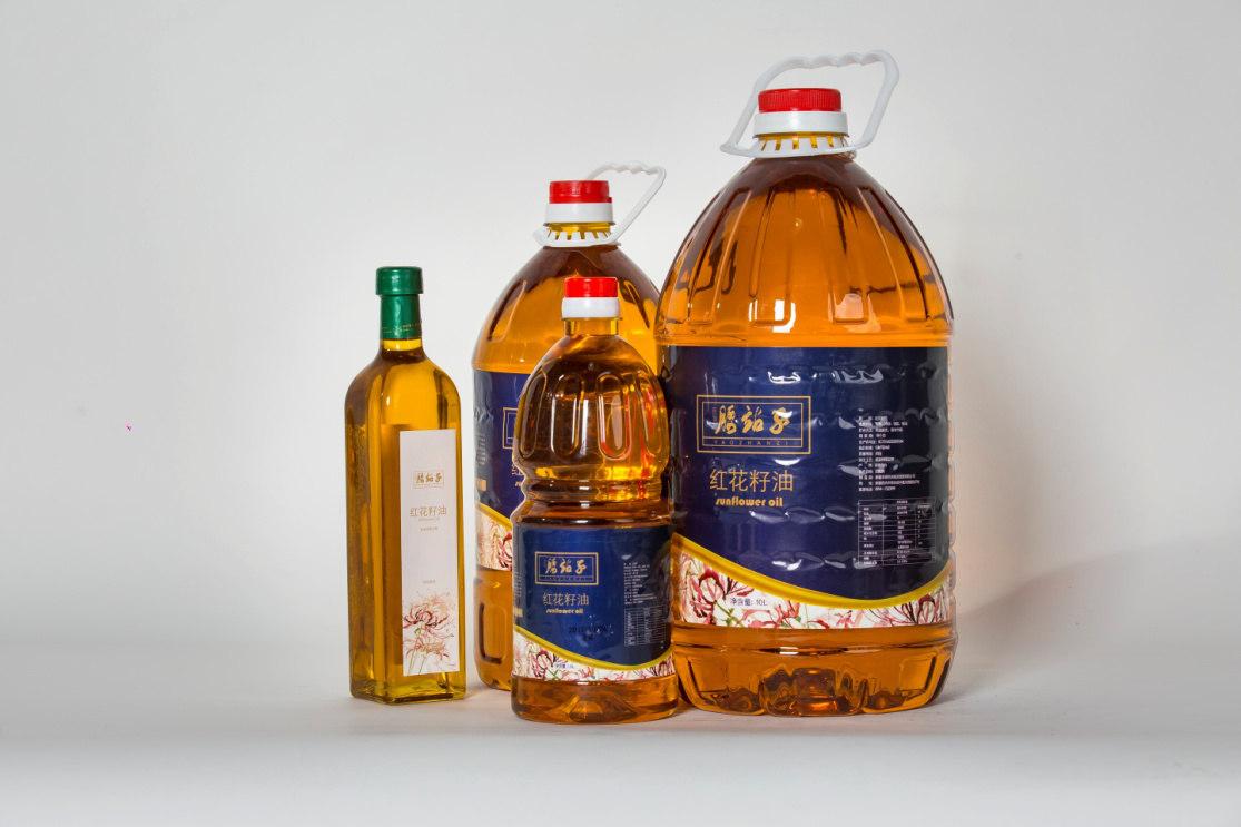 采购品质好的新疆红花籽油就找丰驿农业发展公司 喀什红花籽油多少钱
