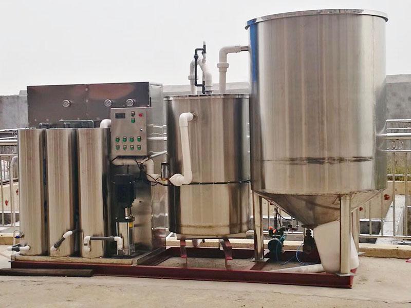 肇庆槟榔废水处理设备,生活污水贮存设备