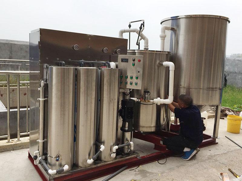 優質艙底水分離器|廠家直銷檳榔廢水處理設備推薦