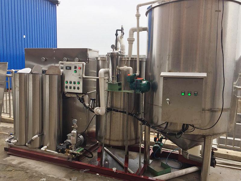 船舶舱底水分别器-供给广东质量优胜的槟榔废水处理设备