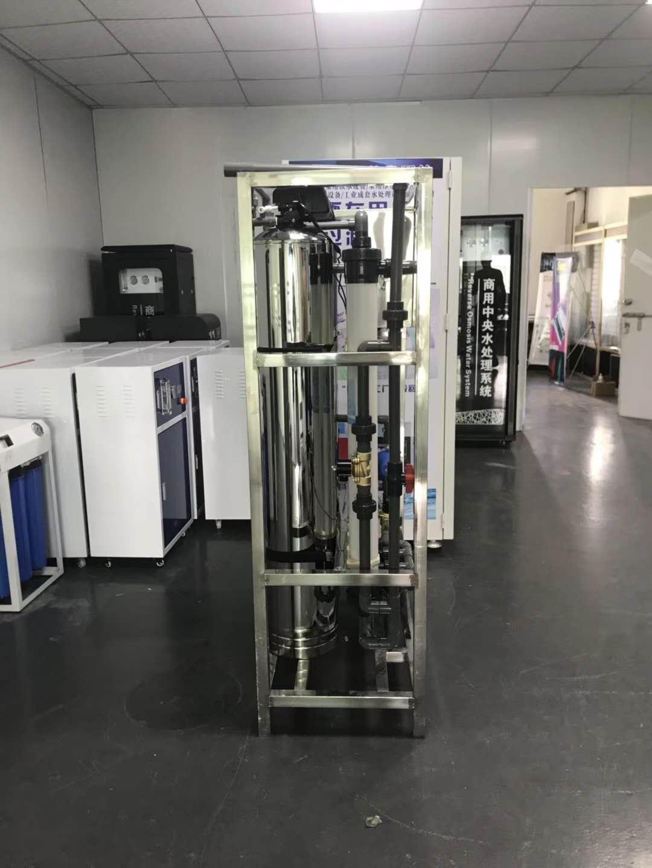 广东超滤纯净水设备 矿泉水制取生产设备 厂家直销包安装调试