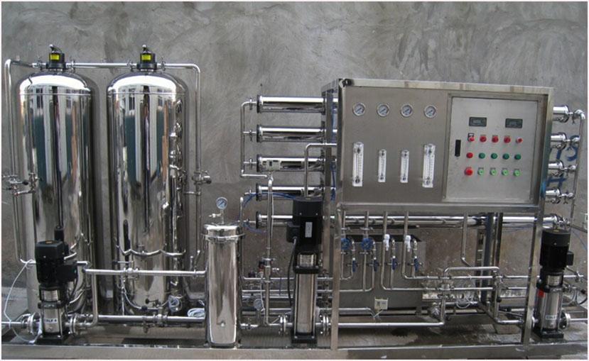 精细电子电导行业清洗用去离子纯水设备反渗透水处理设备厂家直销