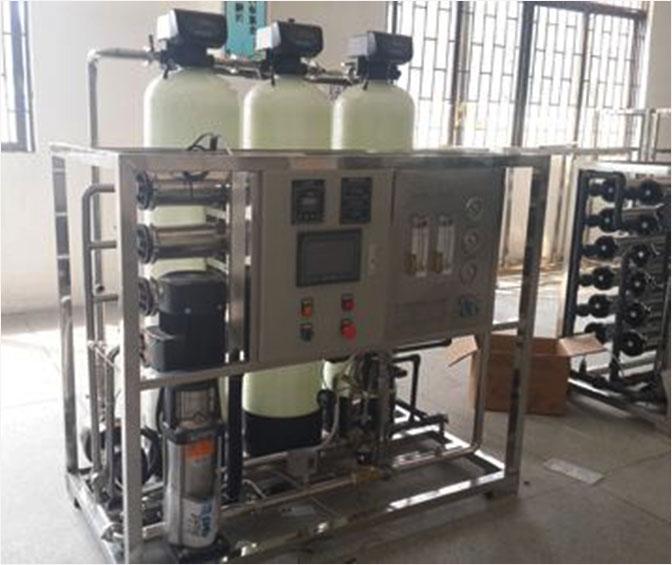 工廠批量出售水處理設備價格優惠質量保證工業小型去離子純水設備