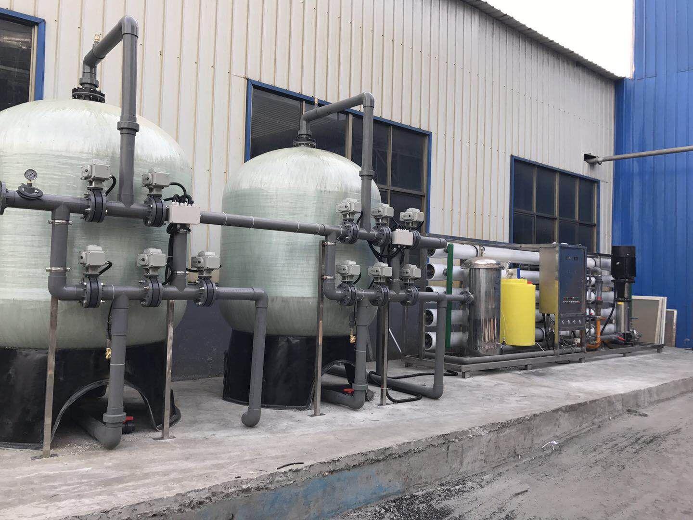 好的纯净水处理设备推荐_纯净水处理设备公司