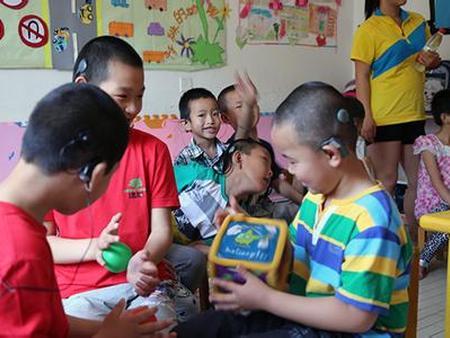 儿童言语康复学校 西安可靠的儿童语言康复,你值得信赖