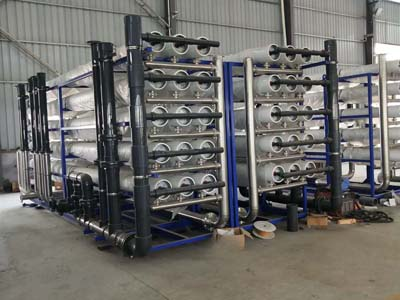 临沂工业水处理设备厂家推荐——超纯水设备价钱