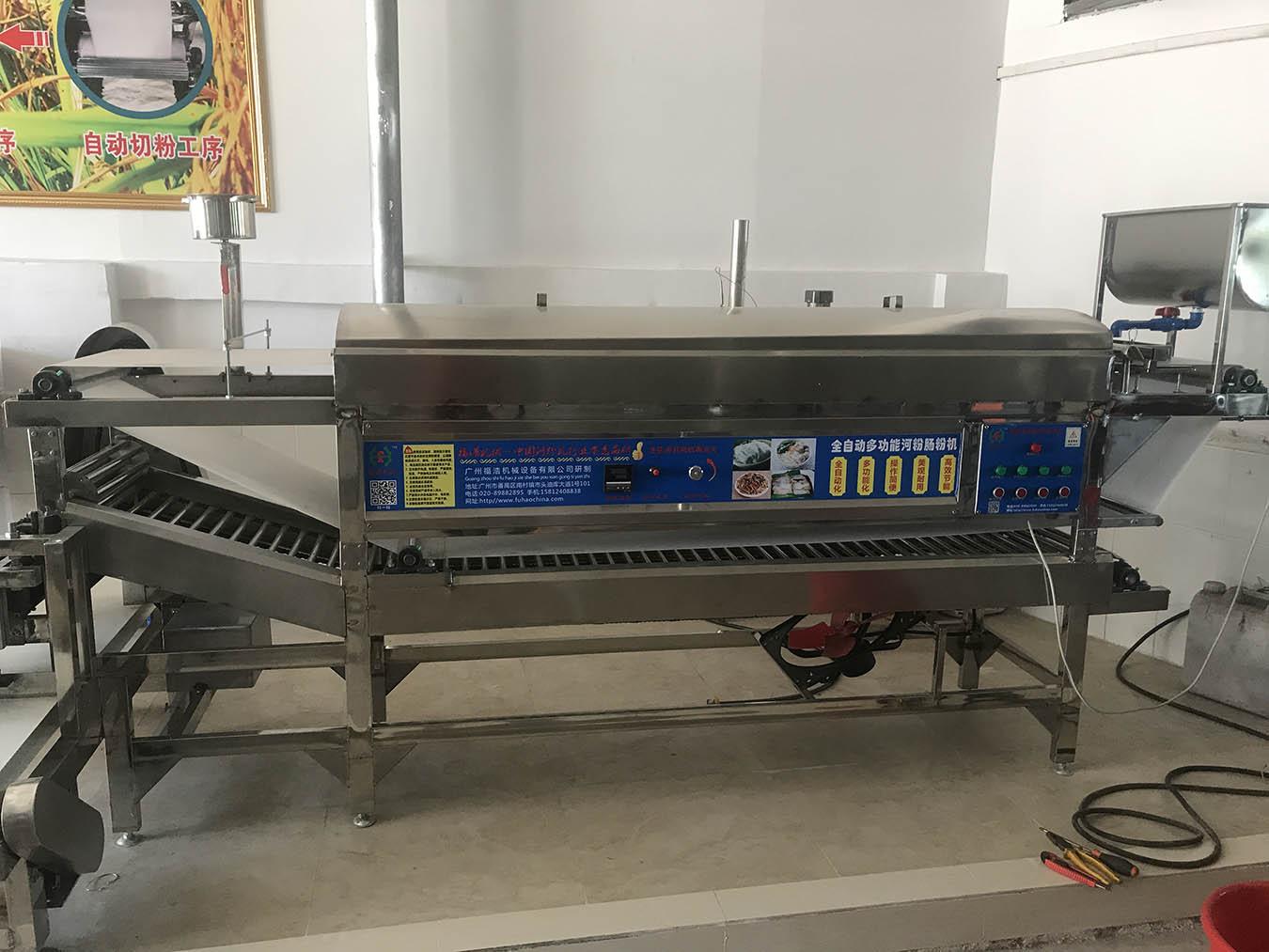 全自动米线机,多功能粉机生产线定制提供商信息
