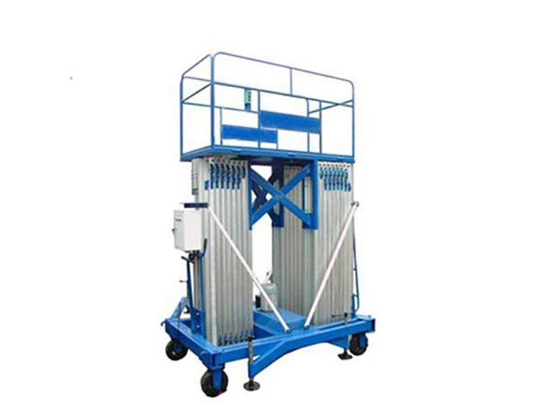新乡高性价导轨式液压升降平台_厂家直销-新乡固定式液压升降梯厂家直销