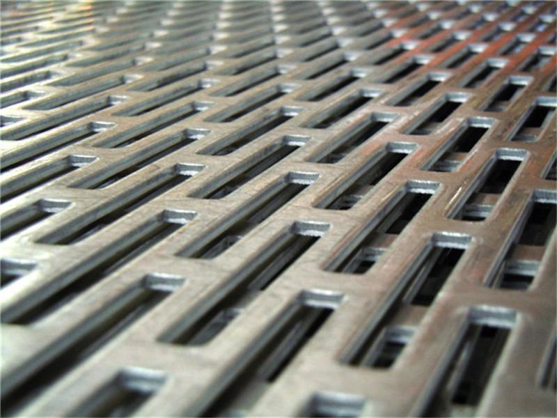 河北具有口碑的金属板腰圆孔冲孔网_金属板腰圆孔冲孔网价格如何