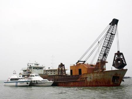 信任我——淘金船加工/淘金船制造商/淘金船多少钱