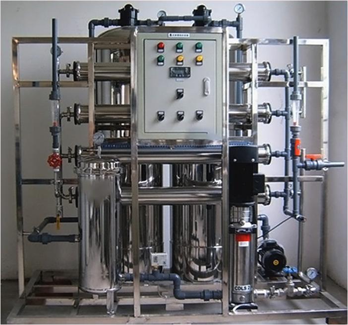 廣東一體式小型直飲水設備 反滲透純凈水處理過濾設備 歡迎咨詢