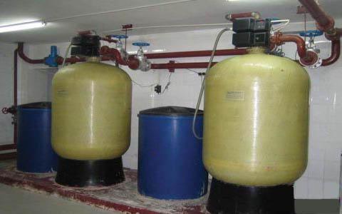 大型锅炉软化水处理设备 去离子软化水过滤器 全国接单物流包邮