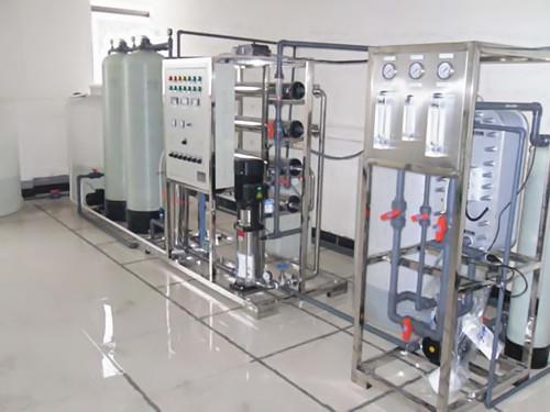 广东EDI超纯水处理系统方案制定专业的团队合理的方案欢迎咨询
