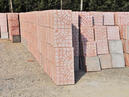水泥彩砖价格【有想法】水泥彩砖生产厂家【中泰】