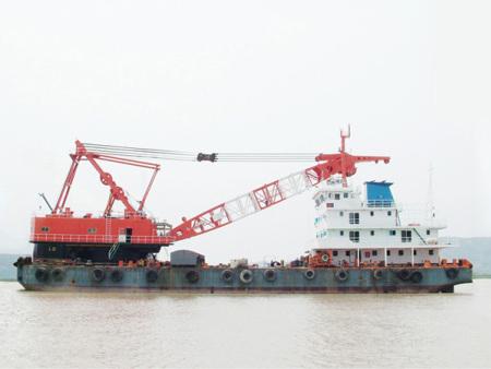 挖泥船供应商